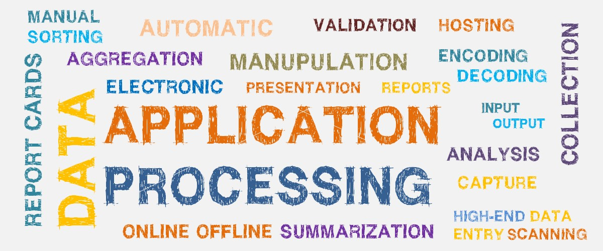 Data Processing, Application Processing
