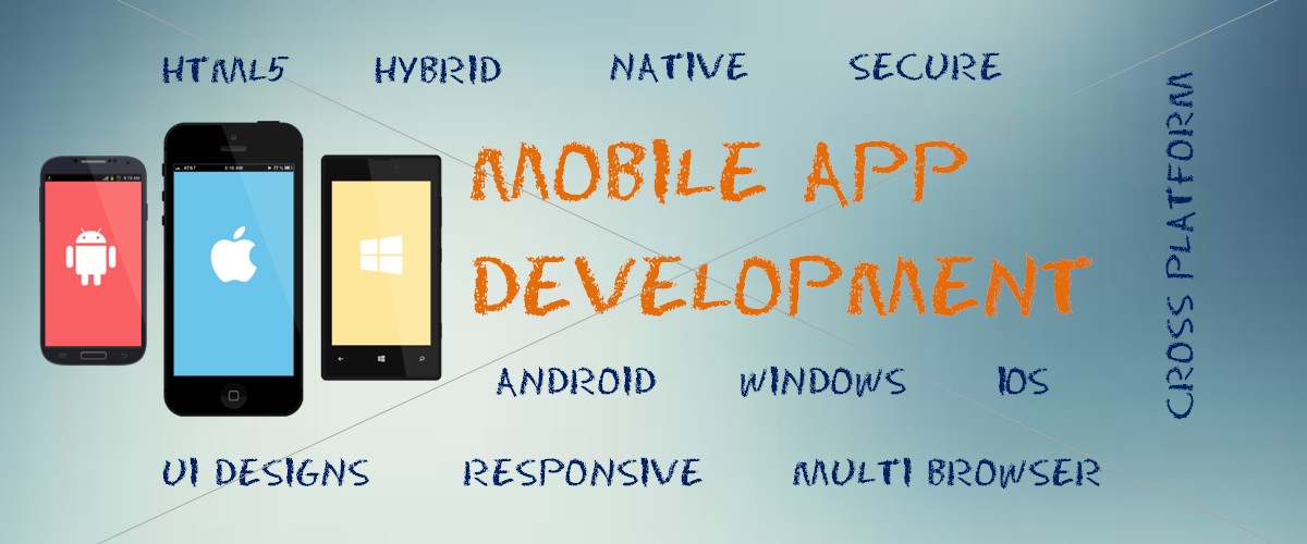 App Development, HTML5 Hybrid, Android, Web Services